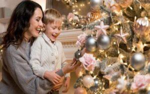 Tu primera navidad tras el divorcio